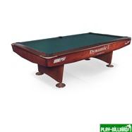 Weekend Бильярдный стол для пула «Dynamic II» 9 ф (корица), интернет-магазин товаров для бильярда Play-billiard.ru