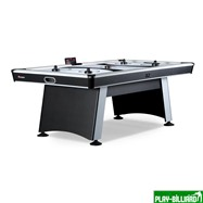 Atomic Аэрохоккей «Atomic Blazer» 7 ф (195 х 123 х 80 см, черный), интернет-магазин товаров для бильярда Play-billiard.ru. Фото 1