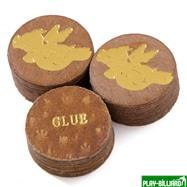 """Наклейка для кия """"FlYING PIG"""" (10 слоев, кожа кабана, 14 мм), интернет-магазин товаров для бильярда Play-billiard.ru. Фото 1"""