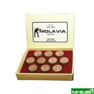 """Наклейка для кия """"Molavia"""" (H) 14 мм, интернет-магазин товаров для бильярда Play-billiard.ru"""
