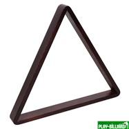 Weekend Треугольник 68 мм (дуб, темно-коричневый), интернет-магазин товаров для бильярда Play-billiard.ru