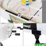 Red Machine Настольный хоккей «Юниор мини» (58.5 x 31 x 11.8 см, цветной), интернет-магазин товаров для бильярда Play-billiard.ru. Фото 8