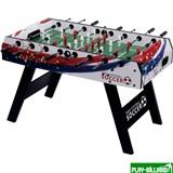 Weekend Настольный футбол (кикер) «Patriot» (138x73x88 см, цветной), интернет-магазин товаров для бильярда Play-billiard.ru