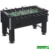 Weekend Настольный футбол (кикер) «Roma VI» (140x76x87 см, черный), интернет-магазин товаров для бильярда Play-billiard.ru