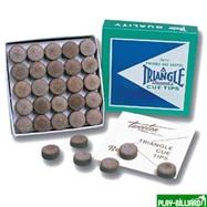 """Наклейка для кия """"Triangle"""" 10 мм, интернет-магазин товаров для бильярда Play-billiard.ru"""