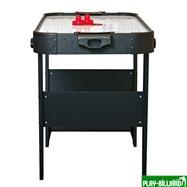 Weekend Аэрохоккей «Jersey» 4 ф (122 х 60 х 76,5 см, черный, складной), интернет-магазин товаров для бильярда Play-billiard.ru. Фото 2