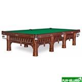 Бильярдный стол для русского бильярда «Gothic» 12 ф, интернет-магазин товаров для бильярда Play-billiard.ru