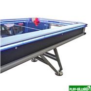 Weekend Аэрохоккей «Black Ice» 7 ф (213 х 111 х 80 см, черный), интернет-магазин товаров для бильярда Play-billiard.ru. Фото 5