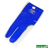 Weekend Перчатка бильярдная «Renzline Start Blue» (синяя), интернет-магазин товаров для бильярда Play-billiard.ru