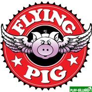 """Наклейка для кия """"FlYING PIG"""" (10 слоев, кожа кабана, 14 мм), интернет-магазин товаров для бильярда Play-billiard.ru. Фото 2"""