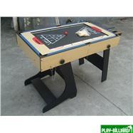 Многофункциональный игровой стол (119 х 61 х 81 см, светлый), интернет-магазин товаров для бильярда Play-billiard.ru. Фото 3