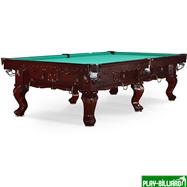 Weekend Бильярдный стол для русского бильярда «Gogard» 10 ф (махагон), интернет-магазин товаров для бильярда Play-billiard.ru