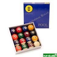 "Weekend Комплект шаров 57.2 мм ""Classic А-качество"", интернет-магазин товаров для бильярда Play-billiard.ru. Фото 1"