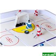Red Machine Настольный хоккей «Юниор» (96 x 55 x 19.5 см, цветной), интернет-магазин товаров для бильярда Play-billiard.ru. Фото 6