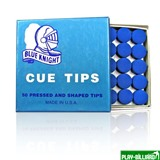 Tweeten Наклейка для кия «Blue Knight» 12.5 мм, интернет-магазин товаров для бильярда Play-billiard.ru