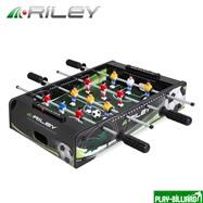Riley Настольный футбол (кикер) «Riley» (46х30х10 см, черный), интернет-магазин товаров для бильярда Play-billiard.ru. Фото 2
