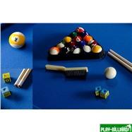 Weekend Складной бильярдный стол для пула «Team I» 6 ф (черный) ЛДСП, интернет-магазин товаров для бильярда Play-billiard.ru. Фото 3