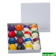 "Aramith Saluc Комплект шаров 57.2 мм ""Aramith Economic"", интернет-магазин товаров для бильярда Play-billiard.ru"