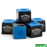 Weekend Мел «Jack Daniel's» синий (6 шт), интернет-магазин товаров для бильярда Play-billiard.ru