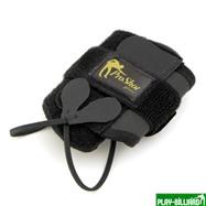 Weekend Перчатка тренировочная «Pro Shot Glove» (черная), интернет-магазин товаров для бильярда Play-billiard.ru. Фото 1