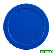 Weekend Шайба для аэрохоккея (синяя) D62 mm, интернет-магазин товаров для бильярда Play-billiard.ru. Фото 4