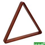 Weekend Треугольник 68 мм (дуб, коричневый), интернет-магазин товаров для бильярда Play-billiard.ru