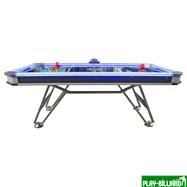 Weekend Аэрохоккей «Black Ice» 7 ф (213 х 111 х 80 см, черный), интернет-магазин товаров для бильярда Play-billiard.ru. Фото 3
