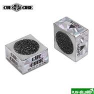 Cue Cube Corporation Махровка «Cue Cube» с мелом (блистер), интернет-магазин товаров для бильярда Play-billiard.ru. Фото 3