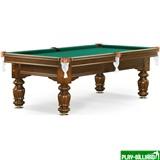 Weekend Бильярдный стол для русского бильярда «Classic II» 8 ф (орех), интернет-магазин товаров для бильярда Play-billiard.ru