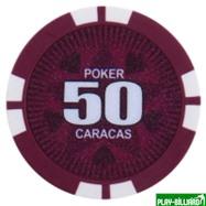 Набор для покера Caracas на 500 фишек, интернет-магазин товаров для бильярда Play-billiard.ru. Фото 4