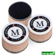 Kamui Наклейка для кия «Kamui Clear Original» (M) 13 мм, интернет-магазин товаров для бильярда Play-billiard.ru. Фото 1