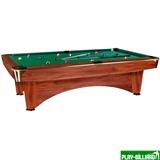 Weekend Бильярдный стол для пула «Dynamic III» 7 ф (коричневый), интернет-магазин товаров для бильярда Play-billiard.ru