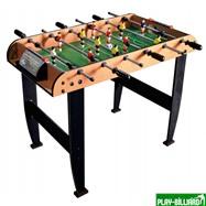 Настольный футбол (кикер) «Premium» (92х51x72 см, коричневый), интернет-магазин товаров для бильярда Play-billiard.ru