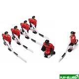 """Команда игроков для хоккея """"Alaska/Winter Classic/Legend 17"""", красный, интернет-магазин товаров для бильярда Play-billiard.ru"""