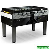 Weekend Настольный футбол (кикер) «Pro Sport» (144x76x90см, черный, жетоноприемник), интернет-магазин товаров для бильярда Play-billiard.ru