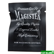 Weekend Наклейка для кия «Magister» (S) 14 мм, интернет-магазин товаров для бильярда Play-billiard.ru. Фото 3