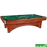 Weekend Бильярдный стол для пула «Dynamic III» 9 ф (коричневый), интернет-магазин товаров для бильярда Play-billiard.ru