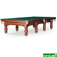 Бильярдный стол для русского бильярда «Classic II» 12 ф (орех), интернет-магазин товаров для бильярда Play-billiard.ru
