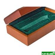 Weekend Точилка «Эффе» (серебристая, металл) в подарочной коробке, интернет-магазин товаров для бильярда Play-billiard.ru. Фото 8