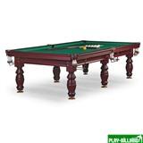 Weekend Бильярдный стол для русского бильярда «Дебют» 9 ф (махагон), интернет-магазин товаров для бильярда Play-billiard.ru