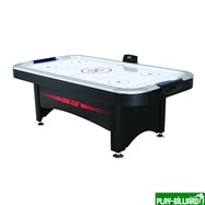 Atomic Аэрохоккей «Atomic Power Play» 7 ф (214 х 117 х 79 см, черный), интернет-магазин товаров для бильярда Play-billiard.ru. Фото 1