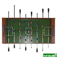 Weekend Настольный футбол (кикер) «Standart» (122x61x78.7 см, коричневый), интернет-магазин товаров для бильярда Play-billiard.ru. Фото 4