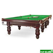 Бильярдный стол для снукера «Dynamic Prince» 12 ф (махагон), интернет-магазин товаров для бильярда Play-billiard.ru. Фото 4