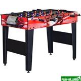 Weekend Настольный футбол (кикер) «Flex» (122x61x78.7 см, красный), интернет-магазин товаров для бильярда Play-billiard.ru