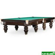 Weekend Бильярдный стол для снукера «Tower» 12 ф (черный орех), интернет-магазин товаров для бильярда Play-billiard.ru