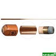 Weekend Кий для cнукера 1-pc (146cм, коричневый), интернет-магазин товаров для бильярда Play-billiard.ru. Фото 1