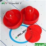 Riley Настольный аэрохоккей «Riley» (46 х 29 х 14 см), интернет-магазин товаров для бильярда Play-billiard.ru. Фото 3