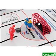 STIGA Настольный хоккей «Stiga Play Off» (95 x 49 x 16 см, цветной), интернет-магазин товаров для бильярда Play-billiard.ru. Фото 4