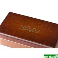 Weekend Точилка «Эффе» (серебристая, металл) в подарочной коробке, интернет-магазин товаров для бильярда Play-billiard.ru. Фото 3