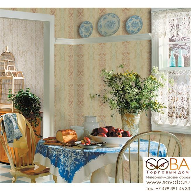 Обои Seabrook TY31301 Tapestry купить по лучшей цене в интернет магазине стильных обоев Сова ТД. Доставка по Москве, МО и всей России